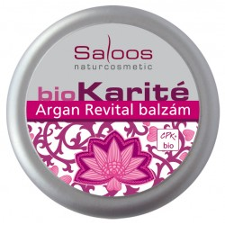 Argan revital BIO balzám do kapsy 19 ml