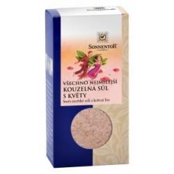 Sonnentor Všechno nejmilejší - kouzelná sůl s květy bio 120g