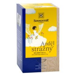 Sonnentor Anděl strážný čaj bio 27 g porcovaný dvoukomorový