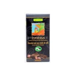 Čokoláda hořká espresso 80g BIO RAPUNZEL
