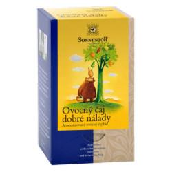 Sonnerntor Ovocný čaj dobré nálady bio 45 g porcovaný dvoukomorový