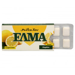 ELMA Lemon Chewing Gum 10 ks