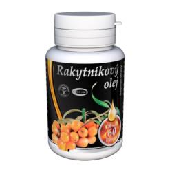 Topvet Rakytnikový olej - tobolky 60 ks