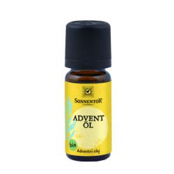 Sonnentor Adventní bio eterický olej 10 ml