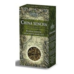 China Sencha 70 g sypaný čaj