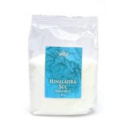 Himalájská jedlá sůl bílá 600 g