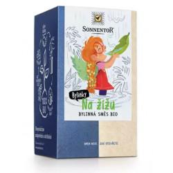 Sonnentor Bylinky na žížu bio 32,4 g porcovaný dvoukomorový