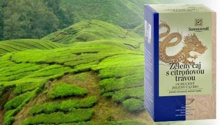 Sonnentor Zelený čaj